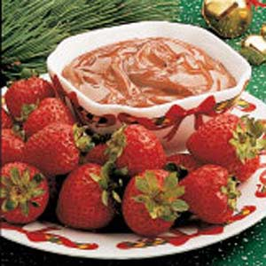 Fudgy Fruit Dip Recipe