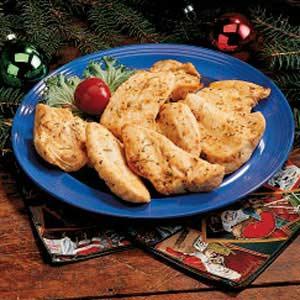 Turkey in a Hurry Recipe
