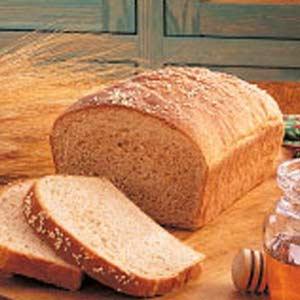 Sesame Wheat Bread Recipe