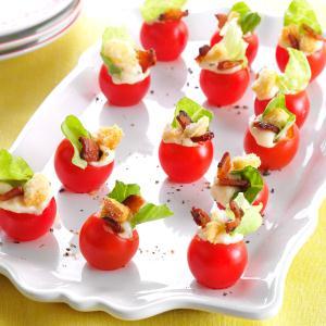 Mini BLT Appetizers Recipe