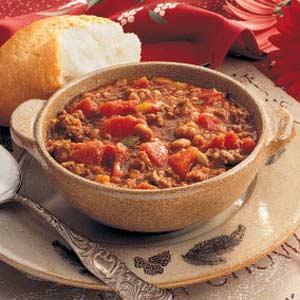 Elk Meat Chili Recipe