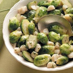 Fancy Brussels Sprouts Recipe
