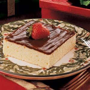 Cream Cheese Sheet Cake Recipe
