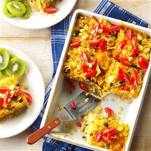 Hacienda Hash Browns Recipe