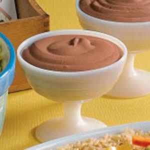 Chocolate Fudge Mousse Recipe