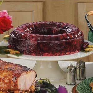 Cranberry Jello Mold Recipe