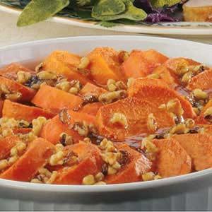 Orange Sweet Potatoes Recipe