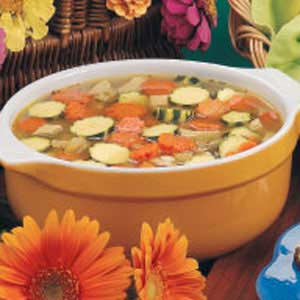 Flower Garden Soup Recipe