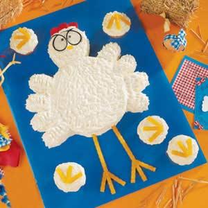 Chicken Cake Recipe