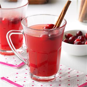 Slow Cooker Christmas Punch Recipe