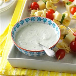 Fresh Basil Salad Dressing Recipe