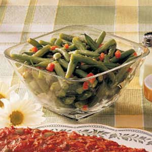 Tangy Green Beans Recipe