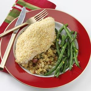 Shallot & Basil Green Beans Recipe