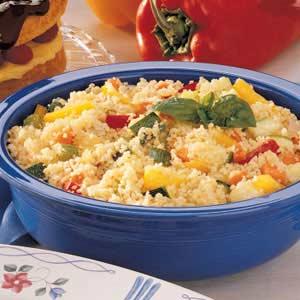 Vegetable Couscous Recipe