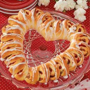 Cherry Pecan Coffee Cake Recipe