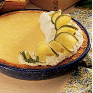 Texas Lime Pie