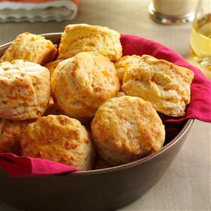 Cheddar Corn Biscuits Recipe