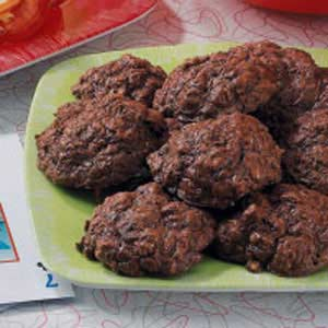 Quick and Chewy Brownie Cookies Recipe