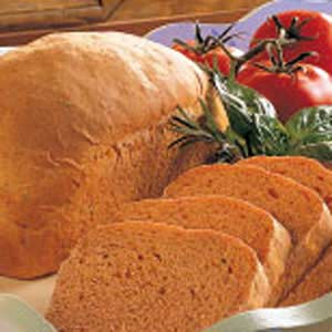 Tomato Bread Recipe