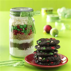 Double-Dutch Chocolate Holiday Cookies Recipe