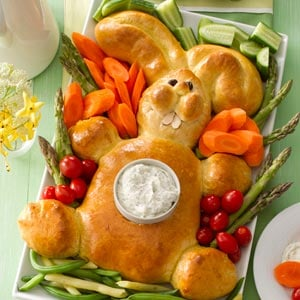 14 Easter Bunny-Shaped Recipes