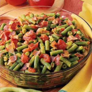 Creole Green Beans Recipe