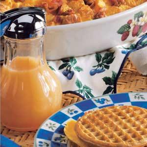 Dutch Honey Syrup Recipe