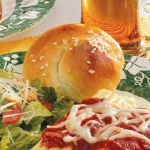 Rosemary Potato Rolls Recipe