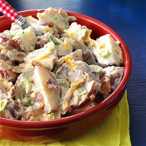 Loaded Potato Salad Recipe