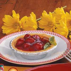 Quick Cherry Cream Cheese Tart Recipe