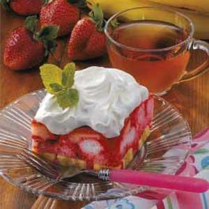 Strawberry Banana Dessert