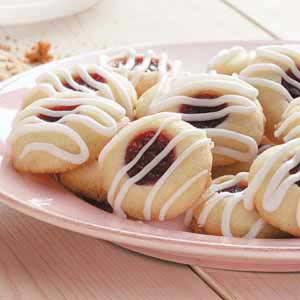 Berry Shortbread Dreams