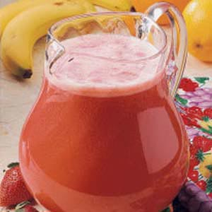 Tangy Fruit Punch Recipe