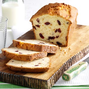 Cranberry Bread Recipes