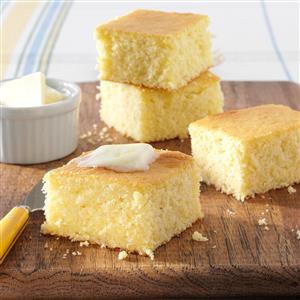 Buttery Corn Bread Recipe