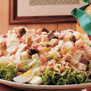 Hearty Reuben Salad Recipe