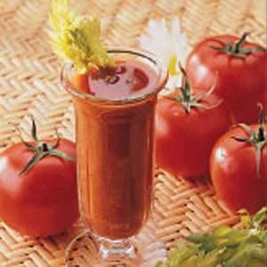 Zippy Tomato Juice Recipe