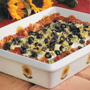 Simple Mexican Lasagna Recipe