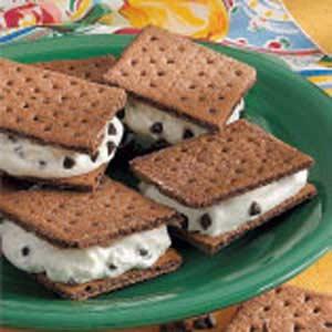Mock Ice Cream Sandwiches Recipe