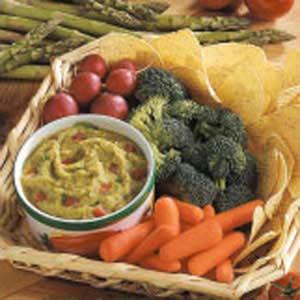 Asparagus Guacamole Recipe