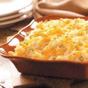 Rich N Creamy Potato Casserole Recipe