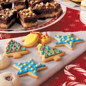 Sugar Cookies with Sour Cream Recipe