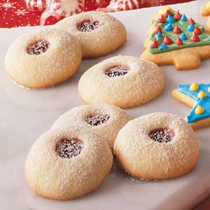 Sweetheart Cookies Recipe