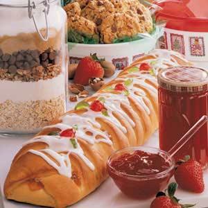Strawberry Orange Spread Recipe