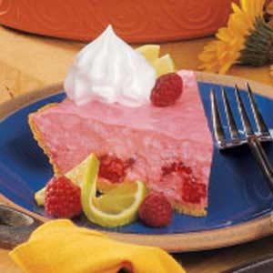 Creamy Raspberry Pie Recipe