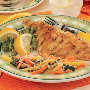 Crispy Catfish Recipe