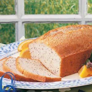 Almond Poppy Seed Bread Recipe
