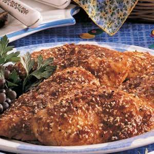 Sesame Teriyaki Chicken Recipe