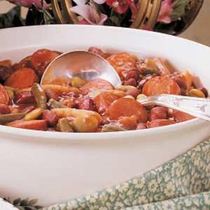 Hearty Bean Side Dish Recipe