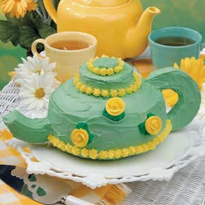 Tea Party Cake Recipe